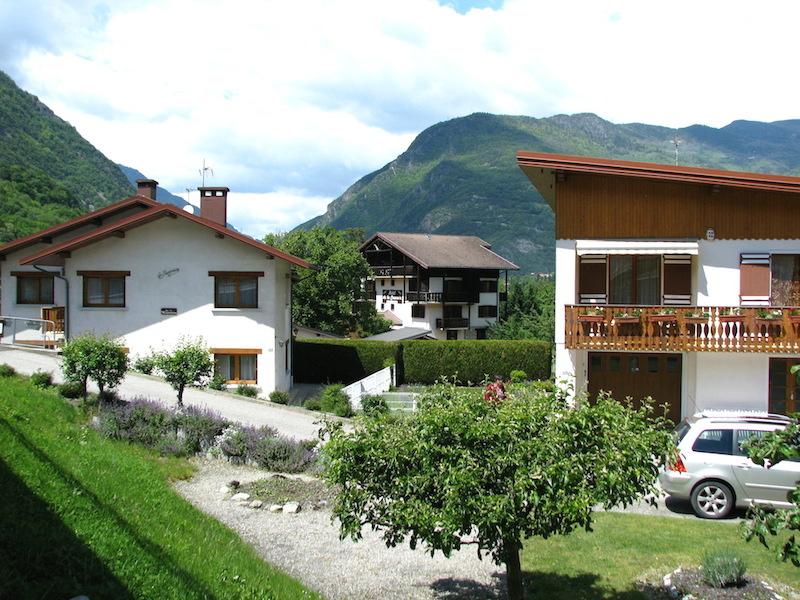 Location studio cure La Lechere